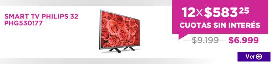 Half SMART TV PHILIPS 32 PHG530177