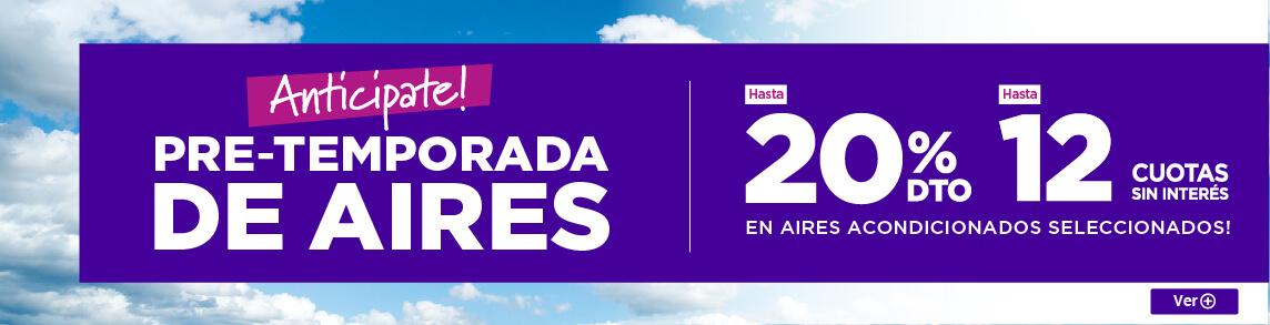 Rotador Temporada de Aires