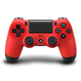 JOYSTICKS-SONY-DUALSHOCK4-MAGMA-RED