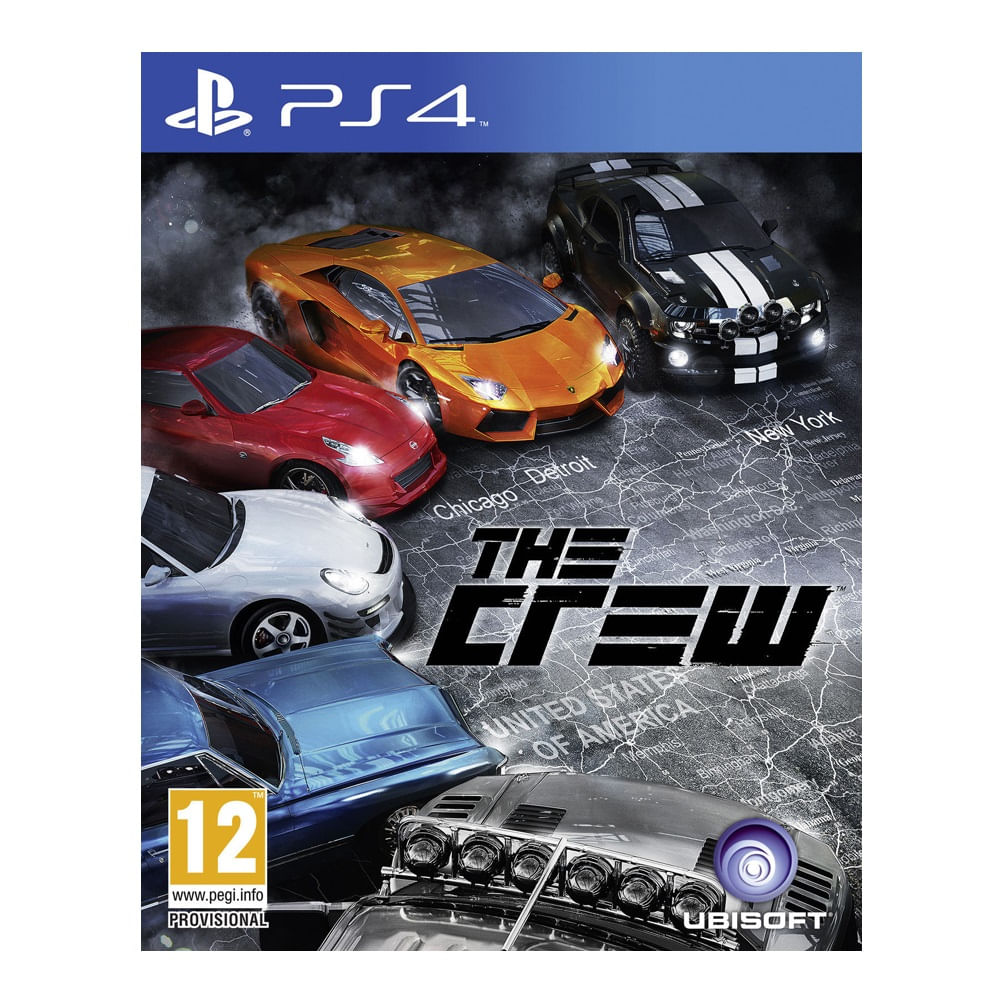 JUEGO-PS4-UBISOFT-THE-CREW
