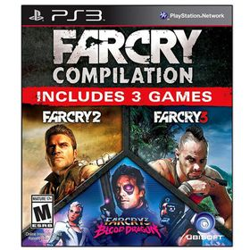 JUEGO-PS3-UBISOFT-FAR-CRY-COMPILATION