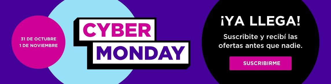 Ya llega Cyber Monday