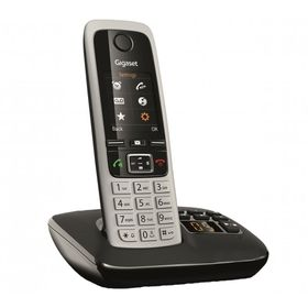 Telefono-inalambrico-Gigaset-C430A-Black