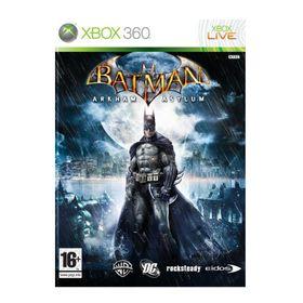 Juego-Xbox-360Eidos-Interactive-Batman-Arkham-Asylum