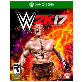 JUEGO-XBOX-ONE-2K-GAMES-WWE-2K17