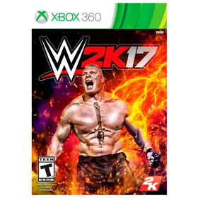 JUEGO-XBOX360-2K-GAMES-WWE-2K17