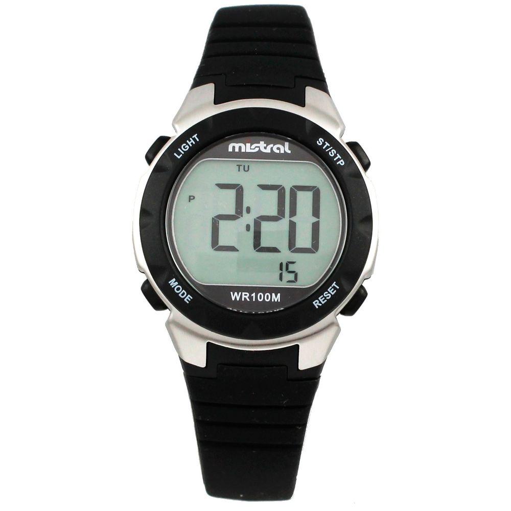 Reloj mistral wr100m manual