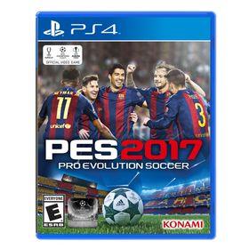 Juego-PS4-Konami-PES-2017