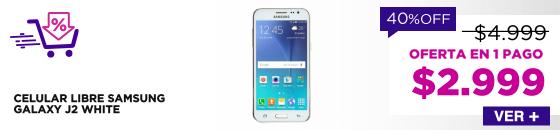 Martes Imperdible Celular Samsung