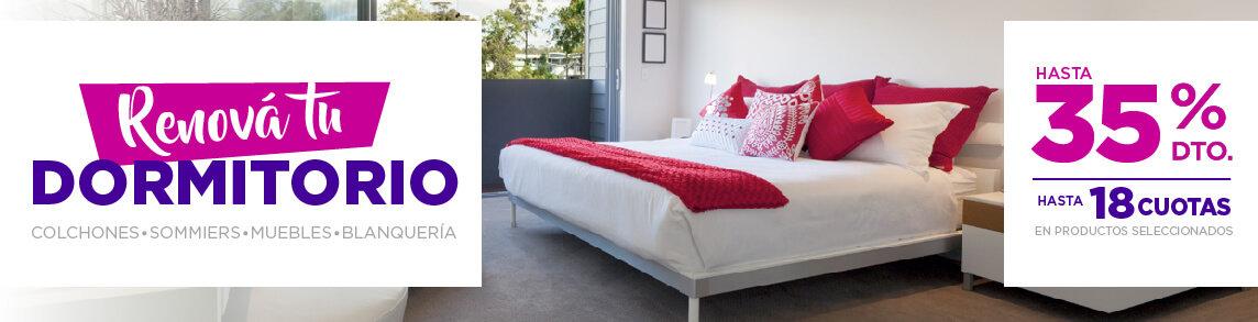 renova tu dormitorio