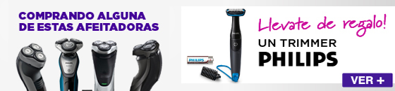 Afeitadora + trimmer