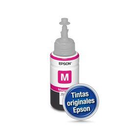 Cartucho-Epson-Botella-Magenta-T664-70M