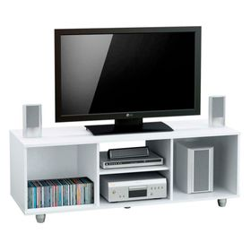 Rack-para-TV-Centro-Estant-MT4000-Blanco