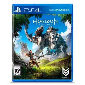 Juego-PS4-Sony-Horizon-Zero-Dawn