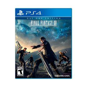 Juego-PS4-Square-Enix-Final-Fantasy-XV