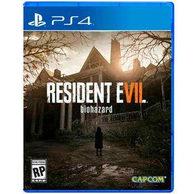Juego-PS4-Capcom-Resident-Evil-7