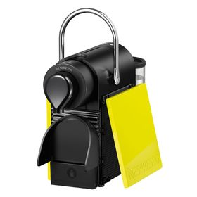 Cafetera-express-Nespresso-Pixie-Clips-Black-and-Lemon-Neon