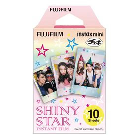 Pelicula-Fuji-Instax-Mini-Shiny-Star