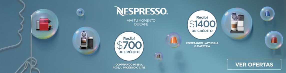Spring Promo Nespresso