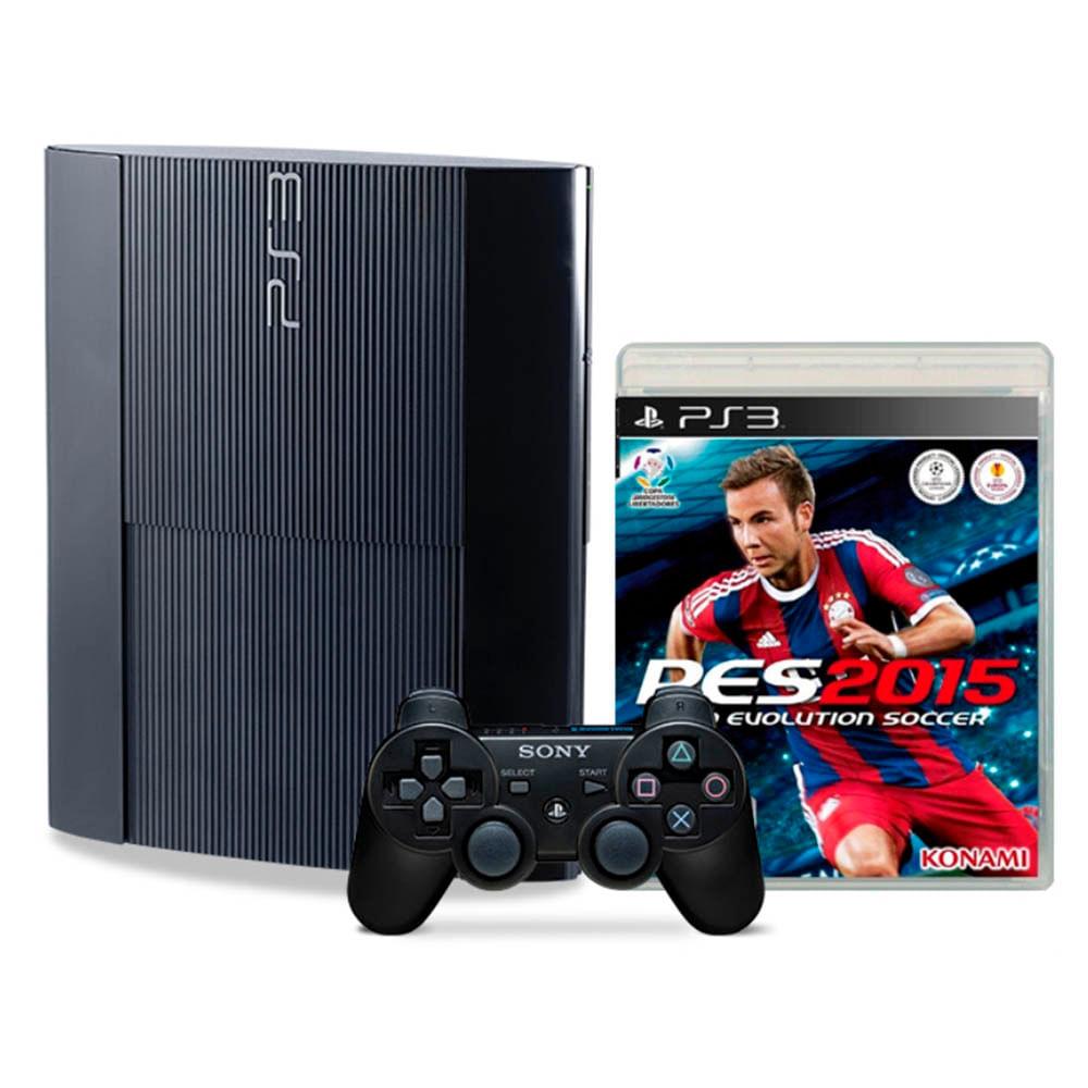 Consola-PS3-Slim-Sony-500GB-y-PES-2015