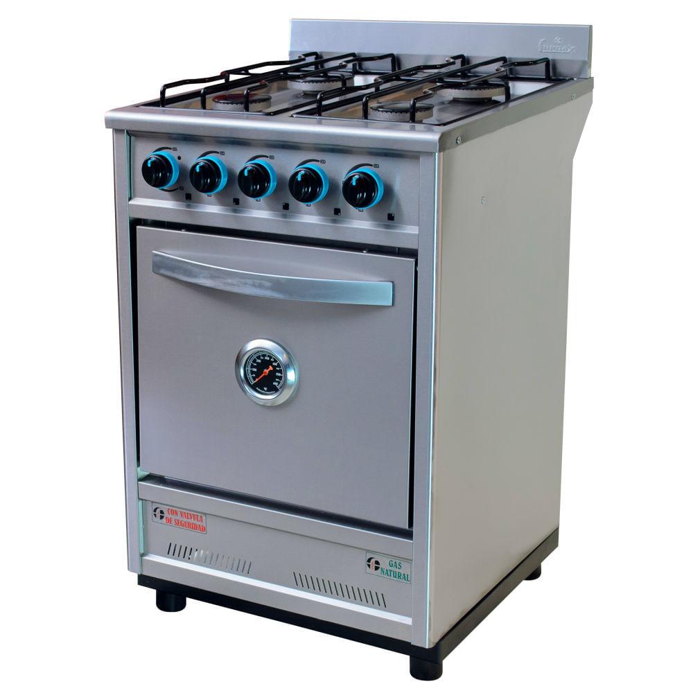 Cocinas a gas natural precios cocina de gas o induccin qu - Cocina industrial precio ...