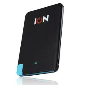 Cargador-Ion-Power-Bank-Negro