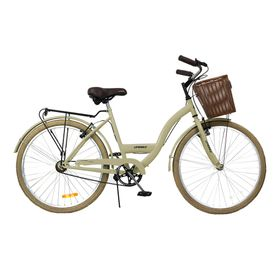 Bicicleta-Unibike-Paseo-Dama-Rodado-26-Beige