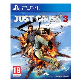 Juego-PS4-Eidos-Interactive-Just-Cause-3