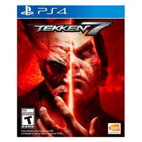 Juego-PS4-Bandai-Namco-Tekken-7