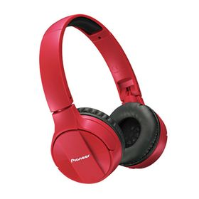 Auriculares-Bluetooth-Pioneer-SE-MJ553BT-Rojos