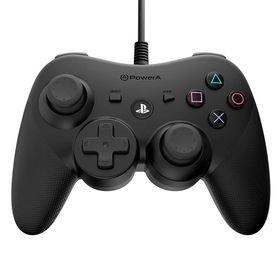 Joystick-PS3-Power-A-Negro