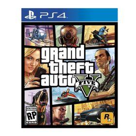 Juego-PS4-Rockstar-Games-GTA-V