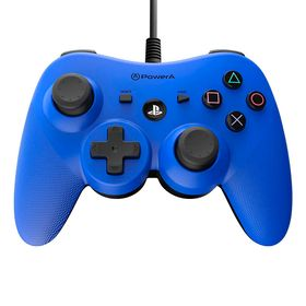 Joystick-PS3-Power-A-Azul