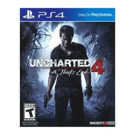 Juego-PS4-Sony-Uncharted-4-A-Thiefs-End