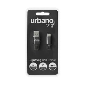 Cable-USB-Lightning-Urbano-Negro