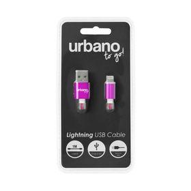 Cable-USB-Lightning-Urbano-Rosa