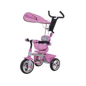 Triciclo-Biemme-Mega-3-en-1-Rosa
