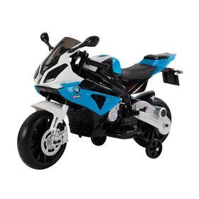 Motocycle-BMW-Azul-12v