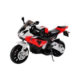 Motocycle-BMW-rojo-12V