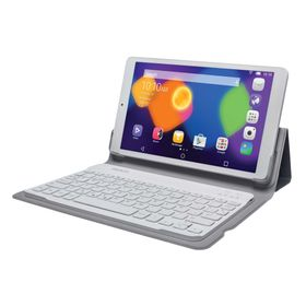 Tablet-Alcatel-A3-8080-Blanca-con-teclado