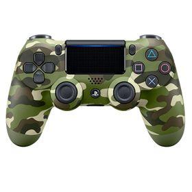 Joysticks-Sony-Dualshock4-Green-Camo