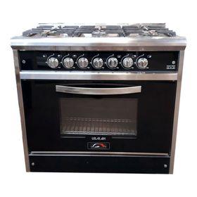 Cocina-Profesional-Usman-Black-Night-900-90CM
