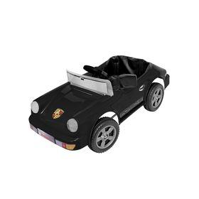 Porsche-a-pedal-Negro-Biemme