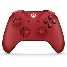 Joystick-Microsoft-para-Xbox-One-Wireless-Red-Edition