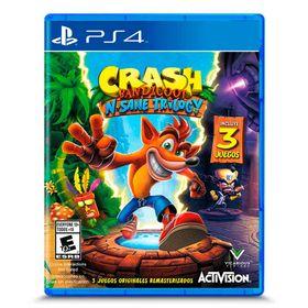 Juego-PS4-Activision-Crash-Bandicoot-N.-Sane-Trilogy