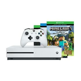 Consola-Xbox-One-S-Microsoft-500GB-y-Minecraft
