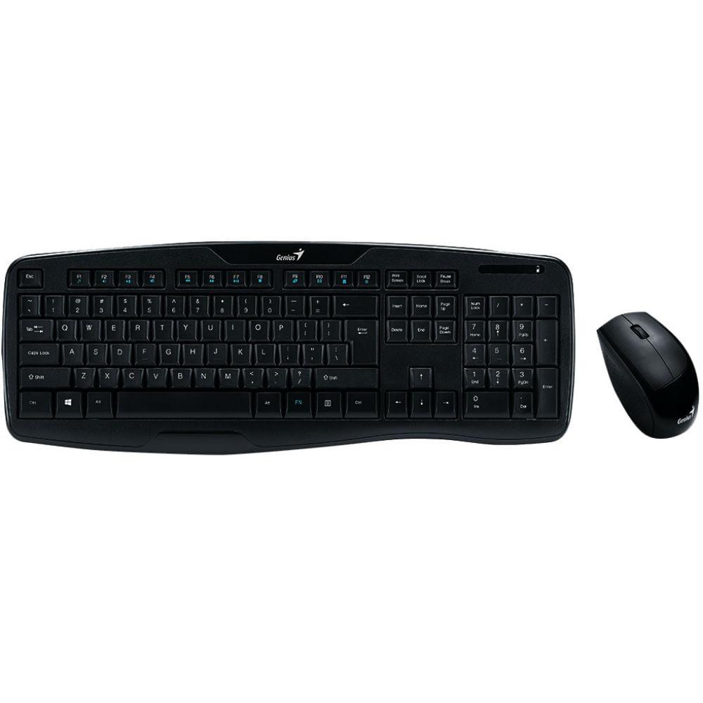 Combo-Genius-KB-8000X-Teclado-y-Mouse-Inalambricos