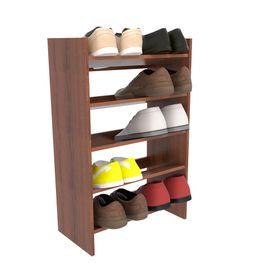 Organizador-de-zapatos-abierto-Tables-6421-Caoba-10-pares