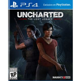 Juego-PS4-Uncharted-The-Lost-Legacy