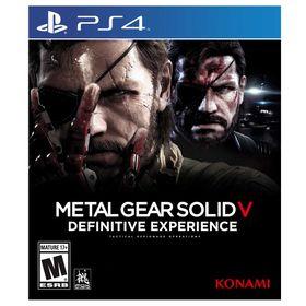 Juego-PS4-Konami-Metal-Gear-Solid-V-Definitive-Experience